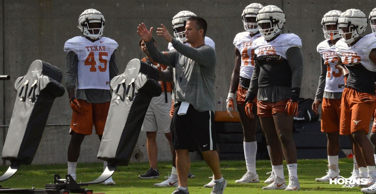 Practice Report: Texas D sticking to winning habits in fall camp