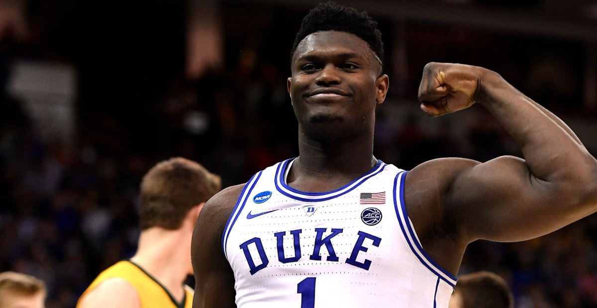 free shipping 2a30b 0cb97 Duke's Zion Williamson compared to Khalil Mack by Tom Izzo