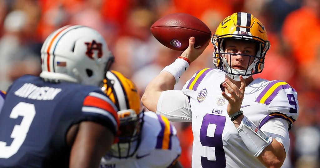 SportsLine model predicts college football's Week 9 results
