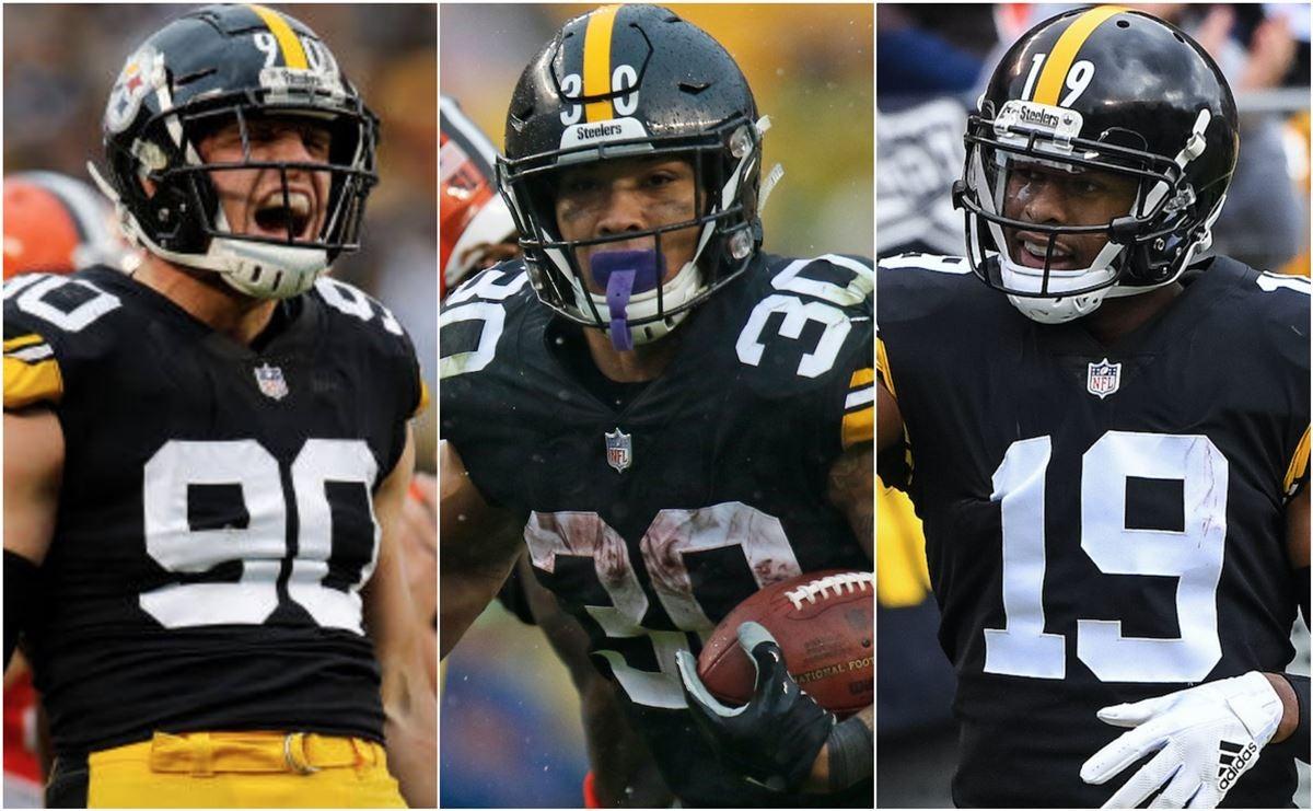 1aafdb88f55 Steelers may have 3 members of  17 draft earn Pro Bowl status