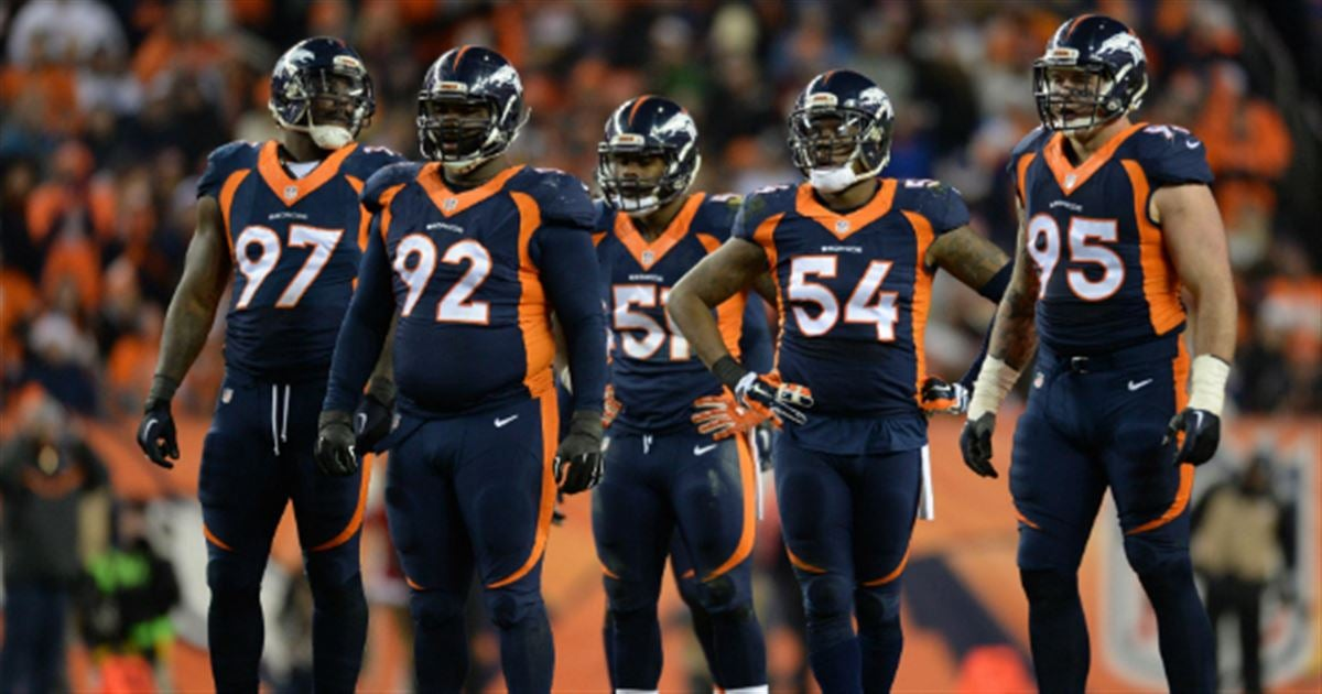 Broncos Could Wear 39 Color Rush 39 Uniforms In Week 6