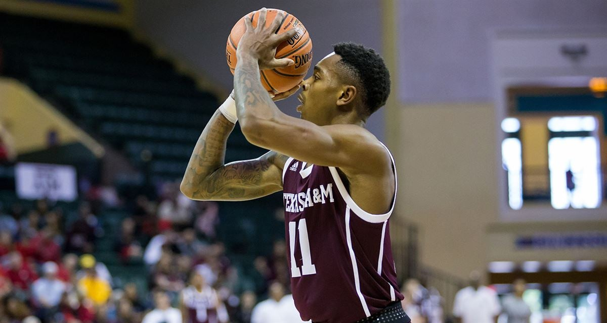Rebounding, 3-point line costs Texas A&M in loss to Fairfield