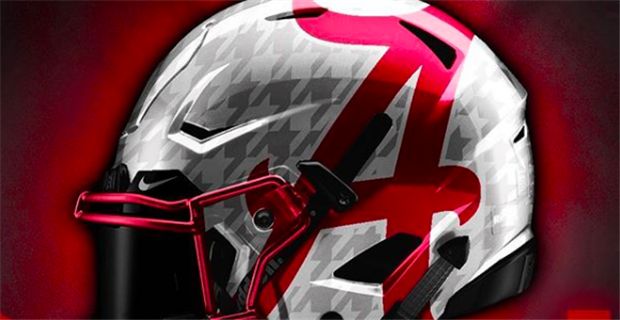 alternate football uniform concepts 2019 for College helmet,