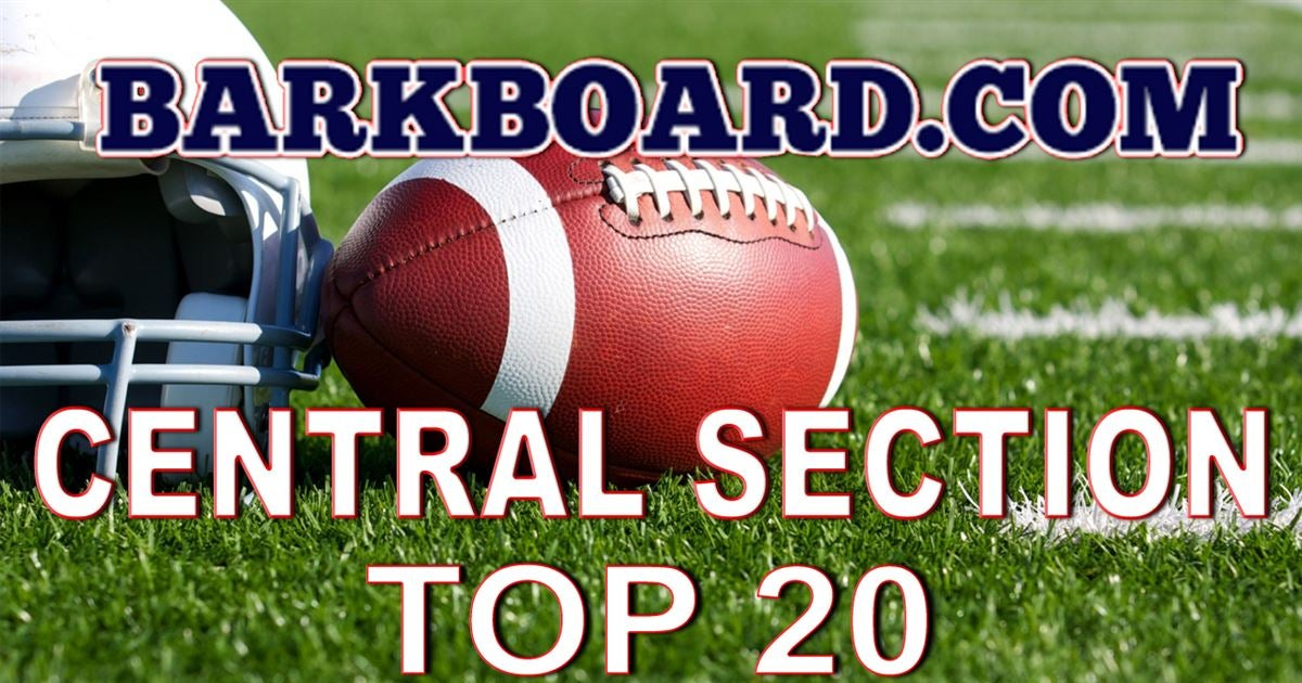 BarkBoard's Central Valley High School Football Preseason Top 20