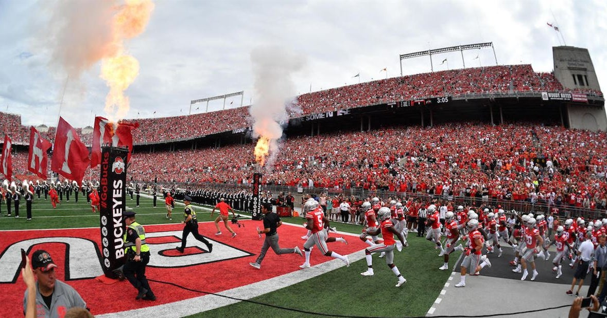 Ohio State completes football schedule through 2023