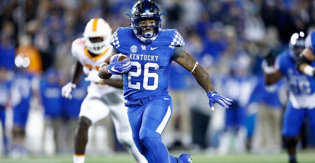 Benny Snell a mix of Rudi Johnson 41368b4aa