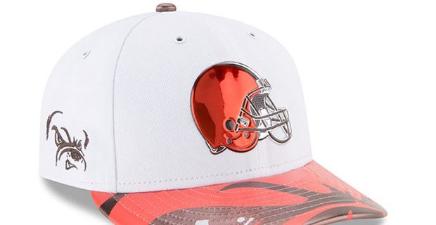 First Look  New Era s 2017 NFL Draft cap revealed 54e187d7a7b