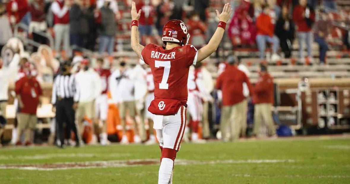 Sooners hold at No. 11 in second CFP rankings