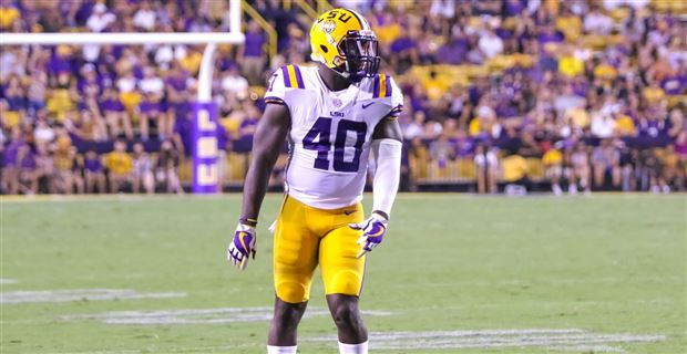 Devin White leads SEC in tackles