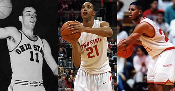 premium selection 5a980 159ea Across The Years  Ohio State s rich NCAA Tournament history