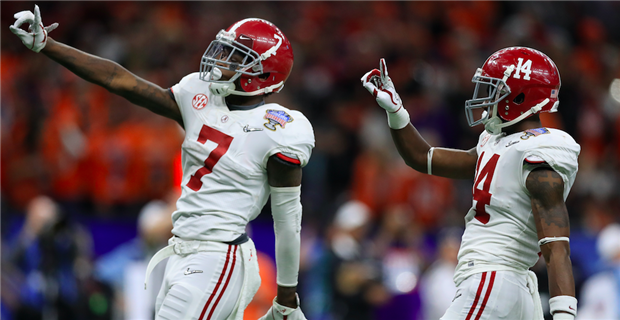 Five questions for Alabama's CBs in advance of spring practice