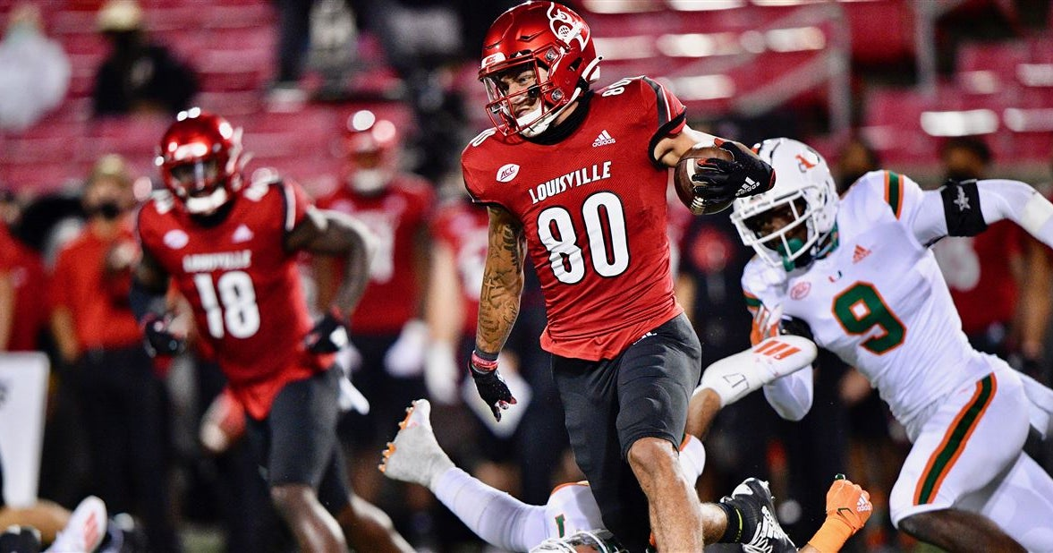 Newcomer report: Which first-year players have played for U of L