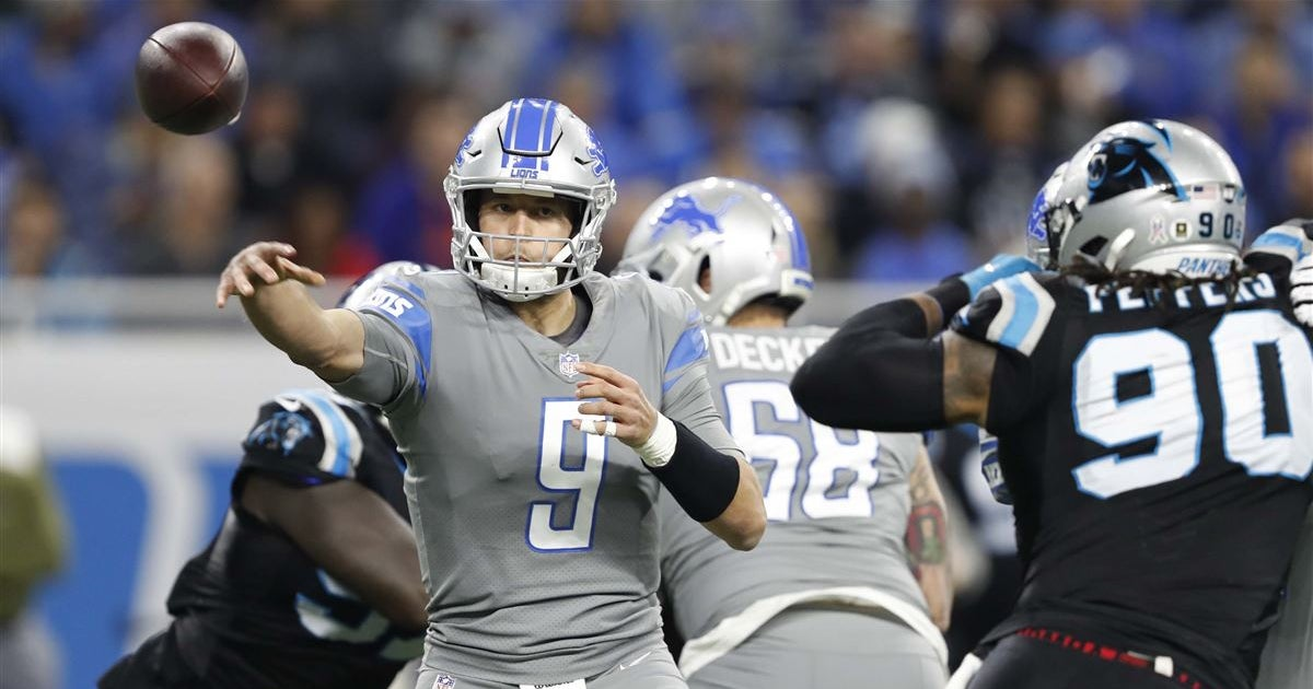 Ranking The Top Detroit Lions Uniforms Of All Time