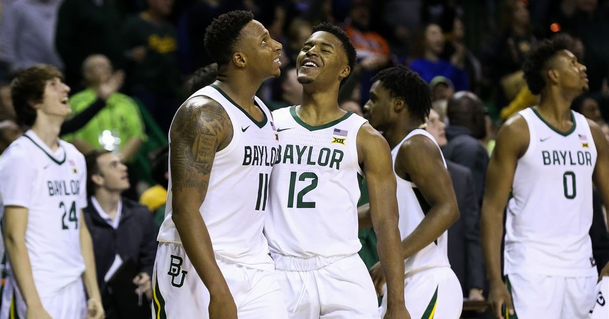 Baylor Bears solidifying case for best team in NCAA