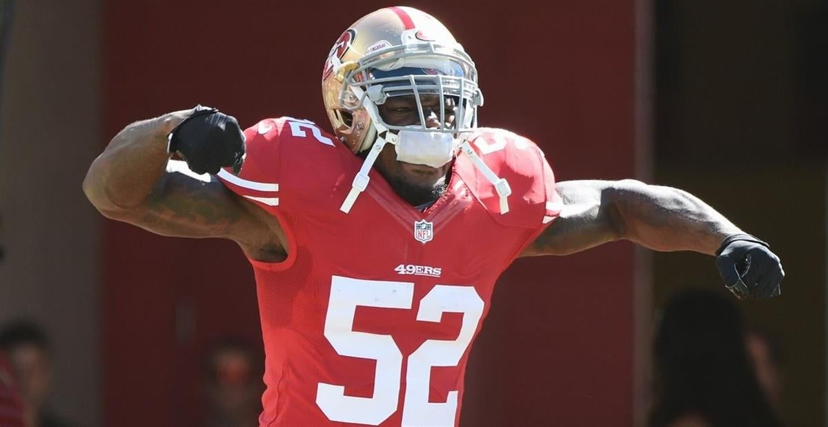 85935d462 49ers jersey number history  Best players to wear 49 through 52
