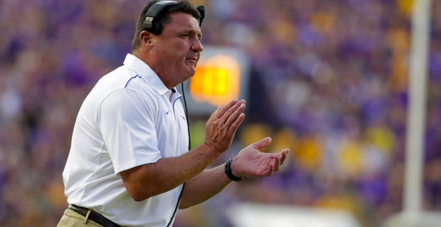 Quick Takes: Ed Orgeron on the win
