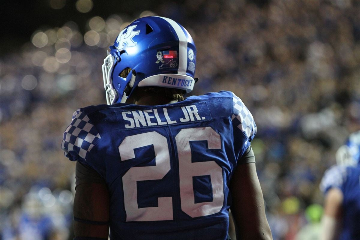 Benny Snell makes RB strength of offense entering season f8f13b1e9