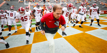 Alabama announces Homecoming game, recognition schedule for home slate