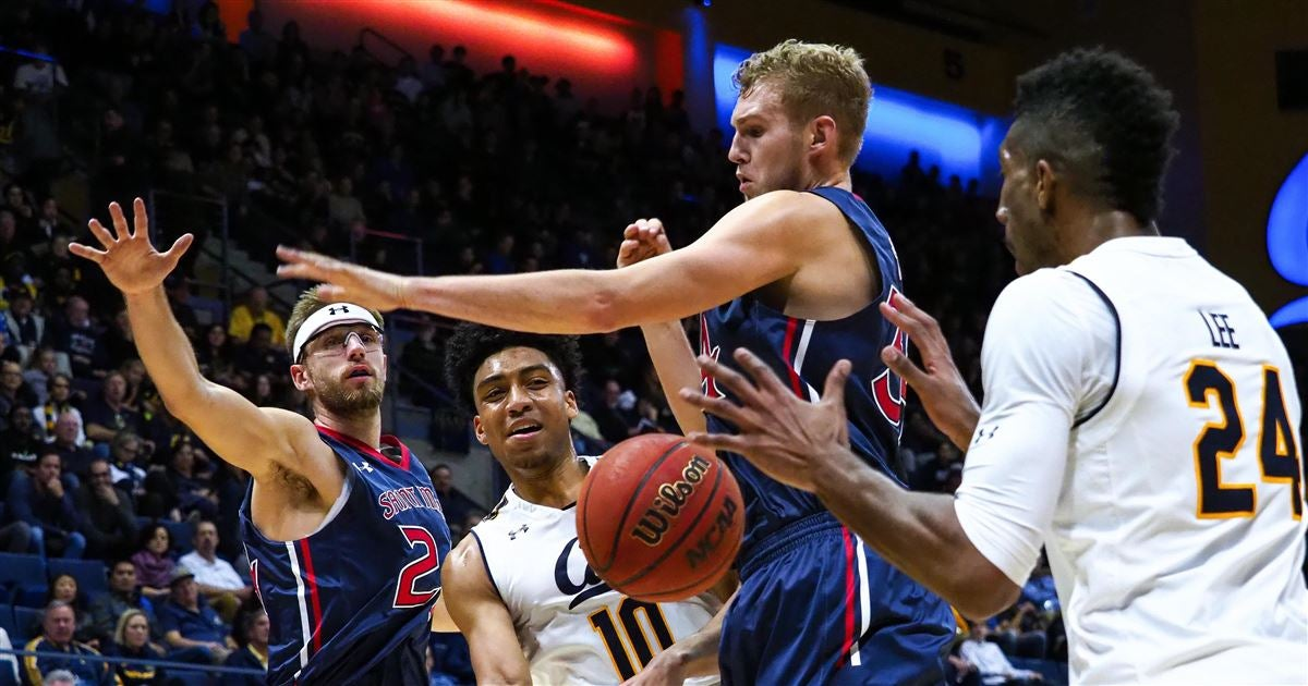 California Golden Bears Basketball Preview: Cal opens Pac ...