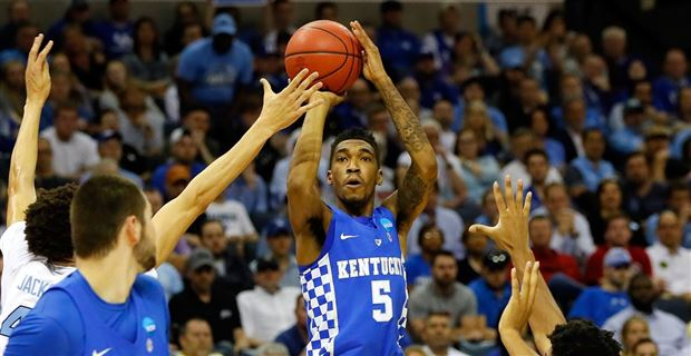 Kentucky S Malik Monk Named Ap Sec Player Of The Year: Malik Monk Cements Consensus All-America Status