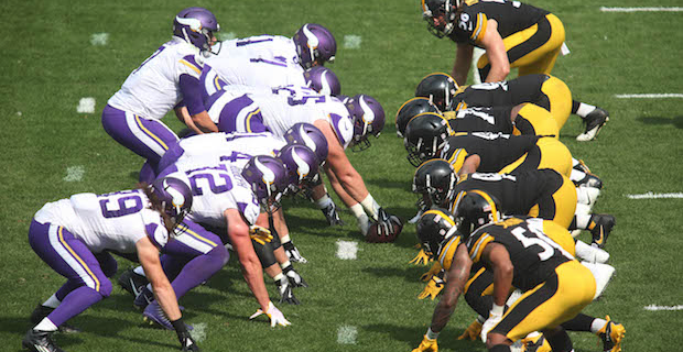 Notebook: Vikings finally getting healthier on O-line