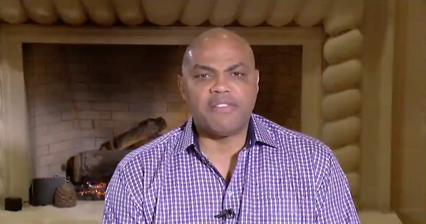 Charles Barkley rips Kyrie Irving's election as 'Players VP'