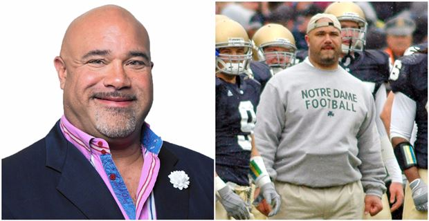 Zorich Ascends Athletic Director's Chair