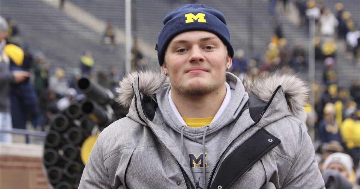 Michigan commit set to take official visit this weekend