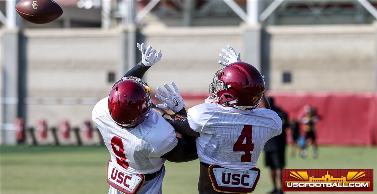 Instant Analysis: USC's Thursday fall camp practice