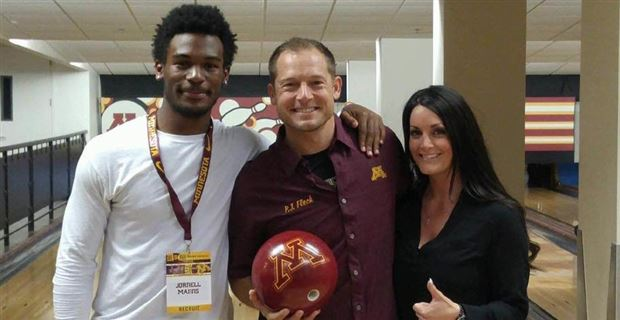 Jornell Manns wants to win a bowl game and become a nurse