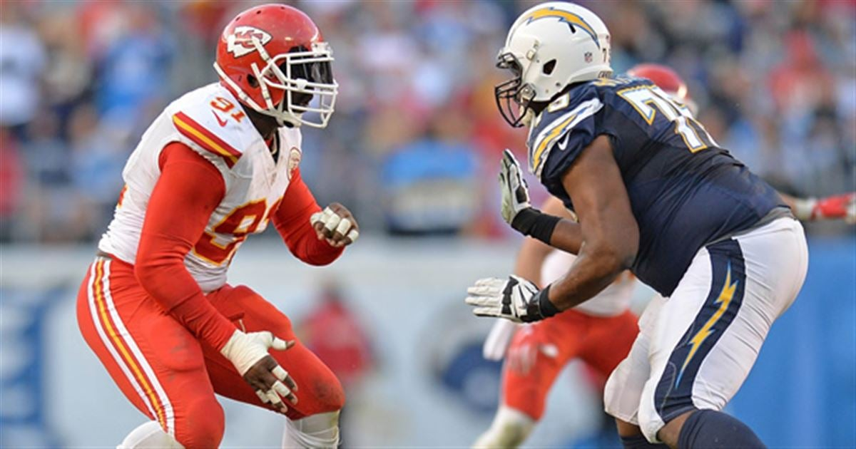 Kansas City Chiefs Versus The Los Angeles Chargers A Look