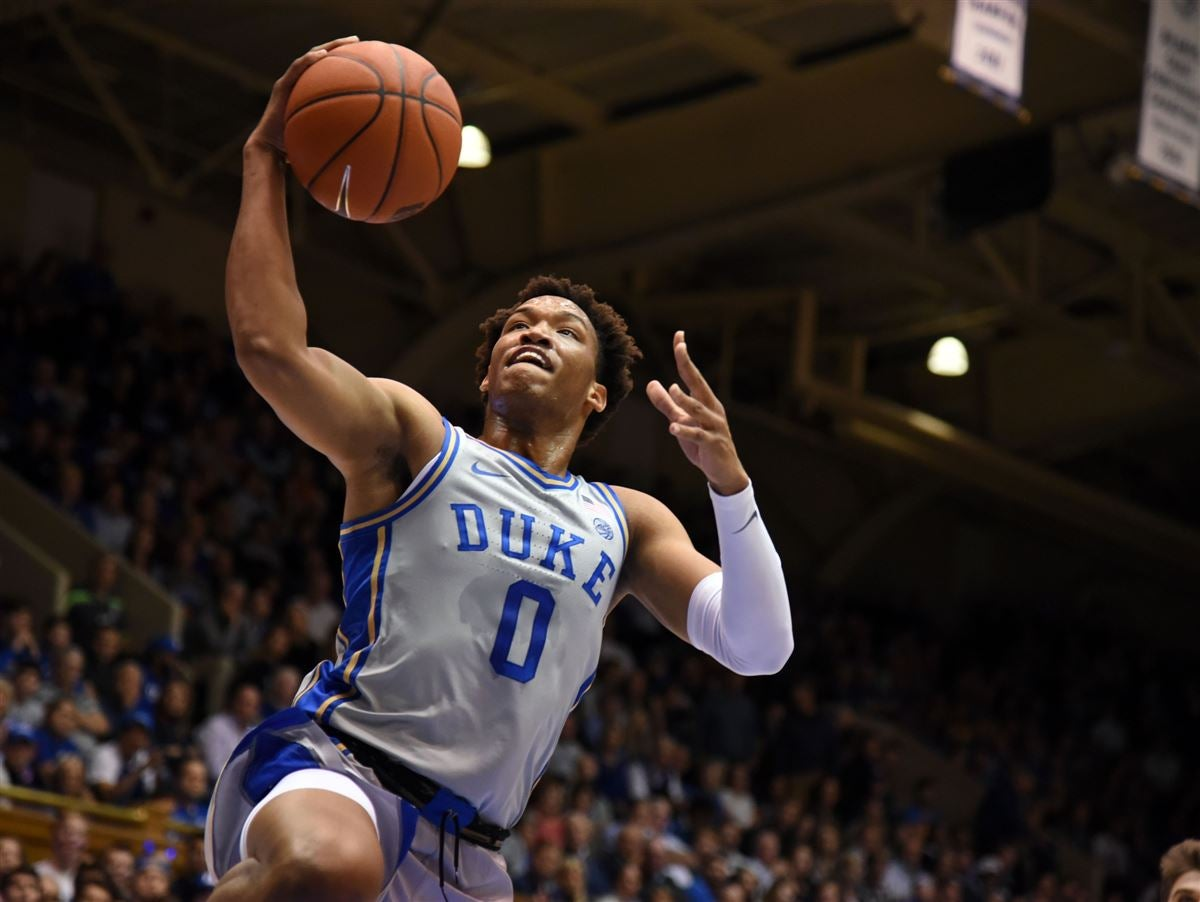 Wendell Moore getting closer to returning according to Coach K