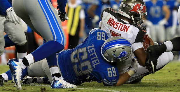 Last three players in and out from Lions roster bubble