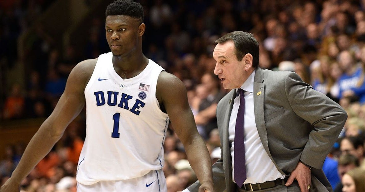 Stephen A. Smith: Duke in trouble if Zion Williamson hits stand