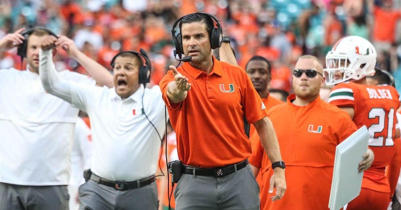 Manny Diaz: Georgia Tech is on our hit list