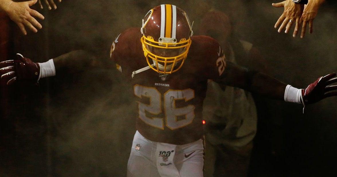 Washington Redskins exercise club option on Adrian Peterson