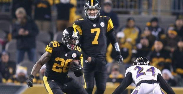 innovative design 4fff8 2db61 The Steelers will only wear their 'Color Rush' jerseys on ...