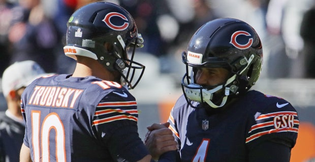 31e0bf05e6b Chicago Bears signal-callers ranked 19th in NFL