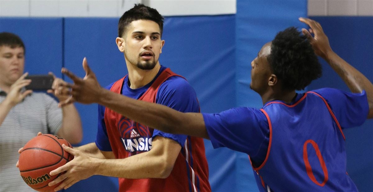 Source: Kansas transfer Sam Cunliffe commits to Evansville