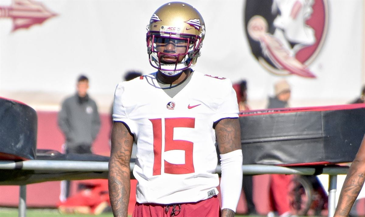 FSU WR Tamorrion Terry, DT Marvin Wilson return to practice