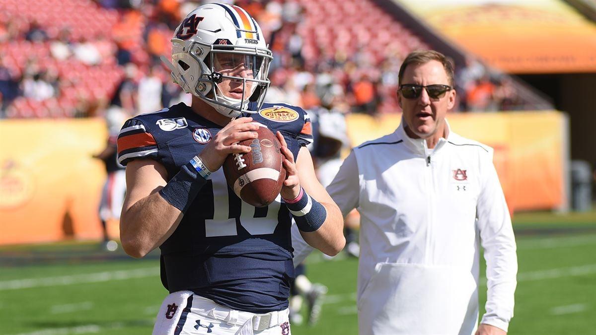 Malzahn says Chad Morris will run Auburn's 2020 offense
