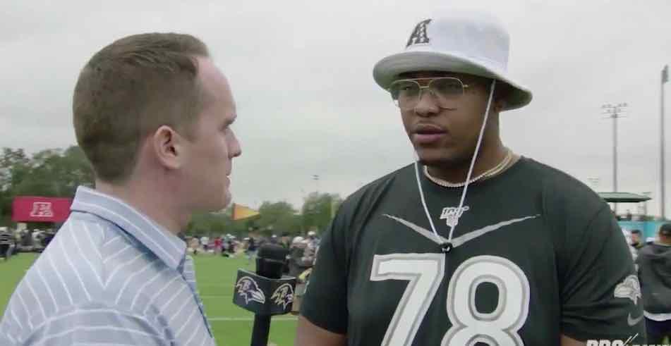 'Zeus' addresses second season, future aspirations at Pro Bowl