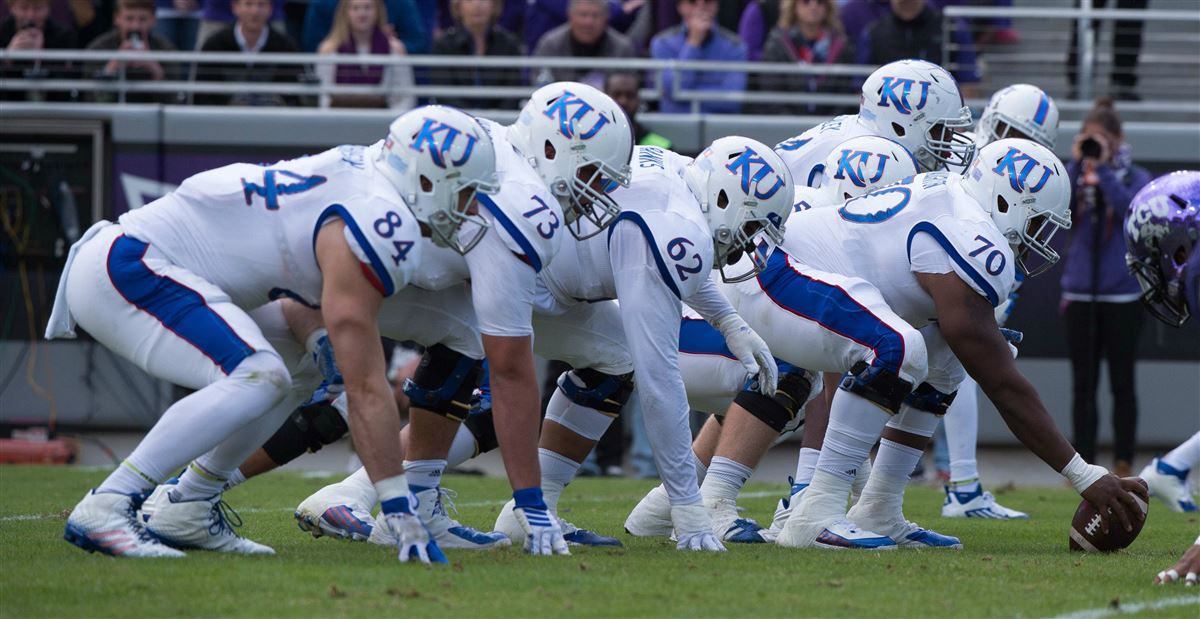 Get To Know The 2018 Ku Football Roster Offensive Line