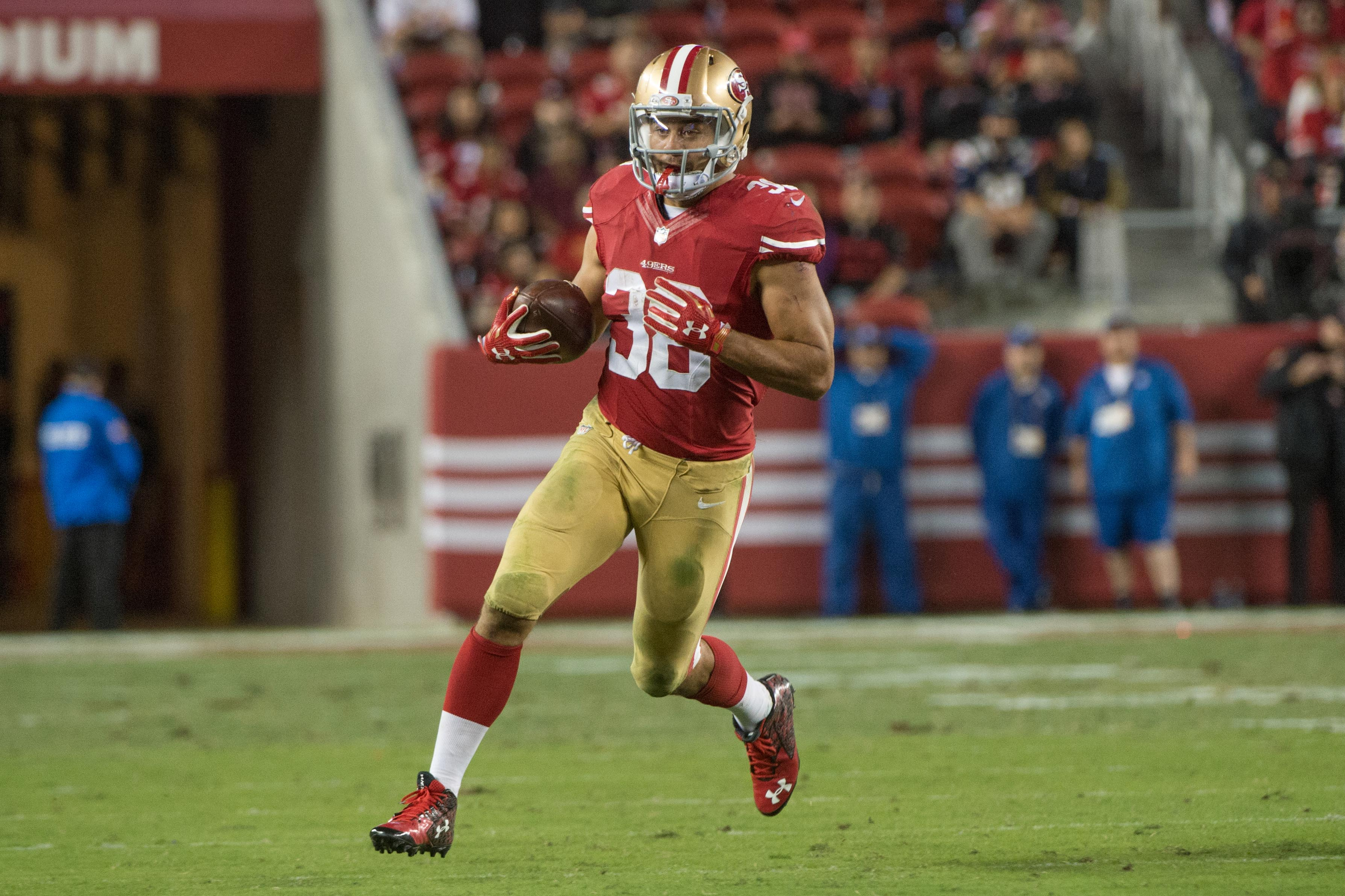 newest 52dad f78b7 Hayne has NFL's fifth-best selling jersey