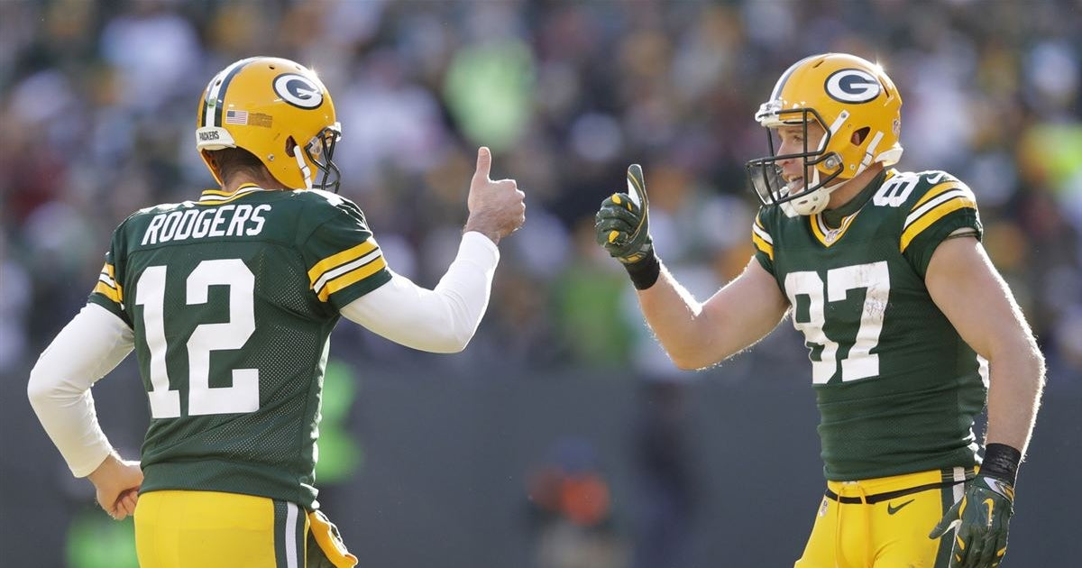 "Grading the Pack - Aaron Rodgers ""Run the table"""