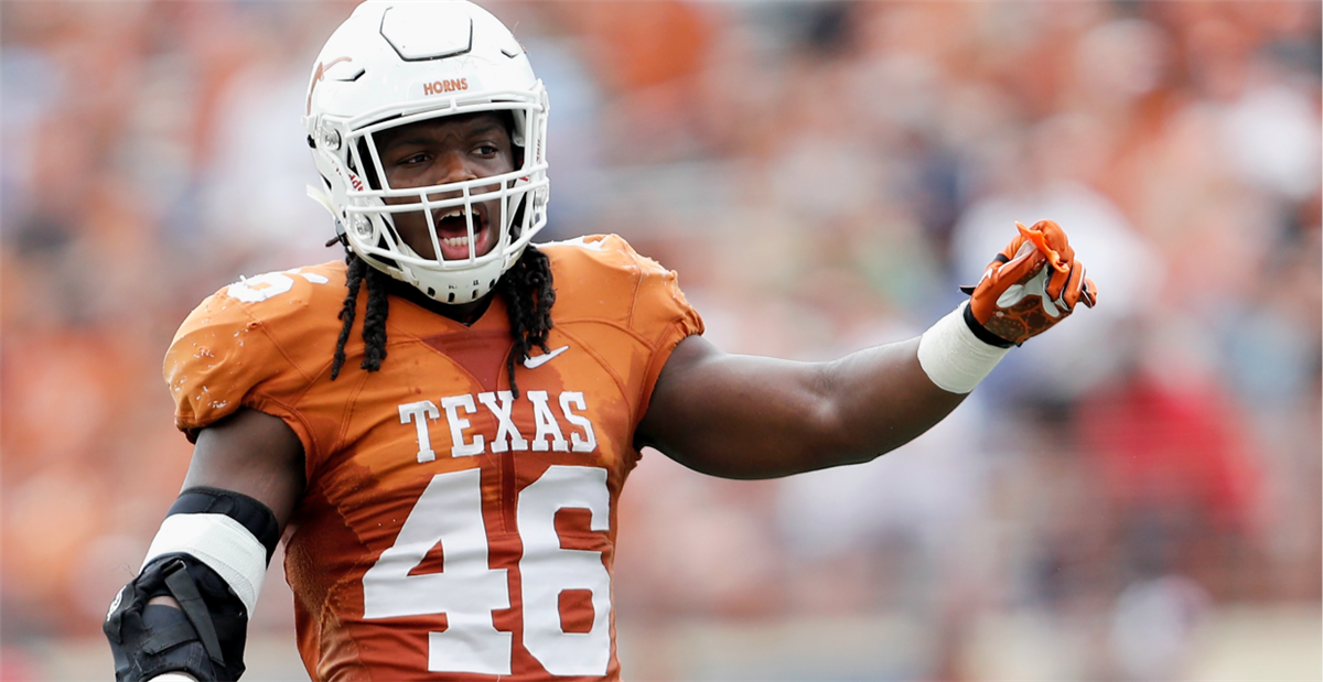 malik jefferson texas jersey