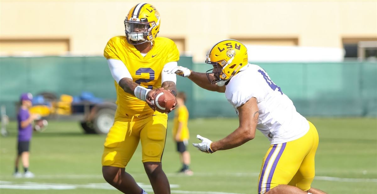 McMillan, Narcisse both absent at LSU practice