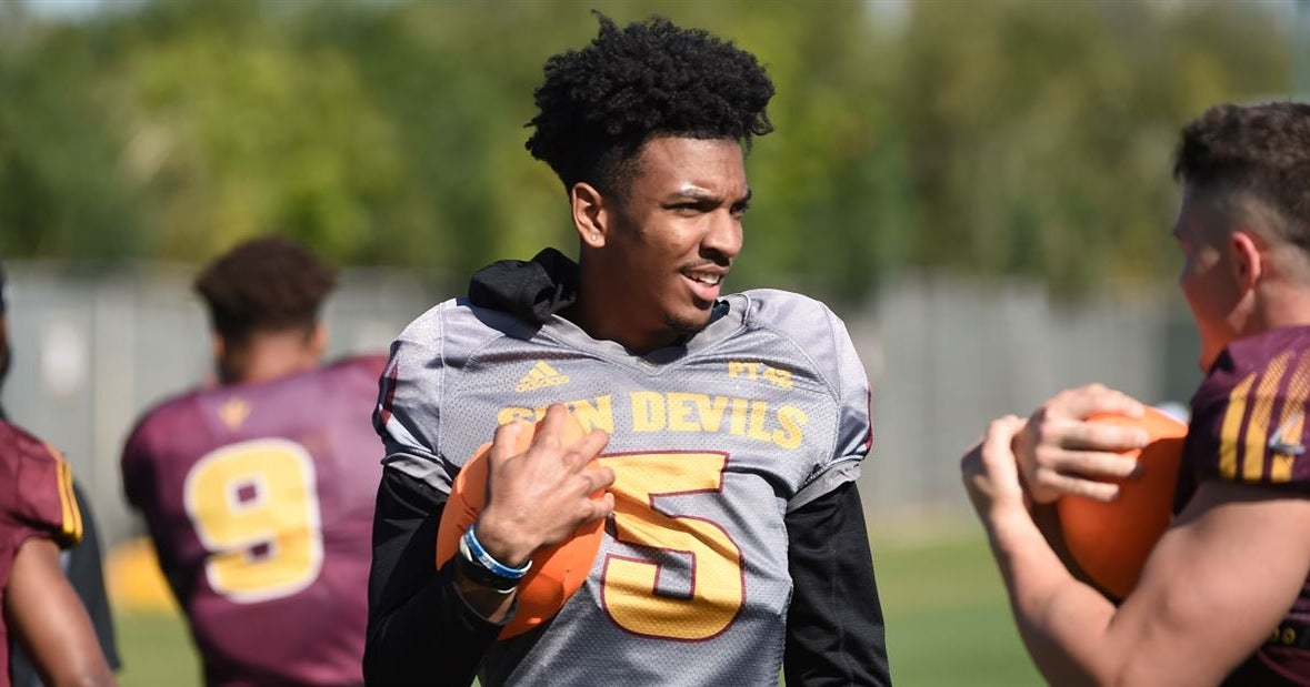 Arizona State Sun Devils College Football, College Basketball and Recruiting on 247Sports - cover