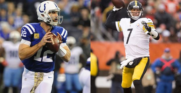 Roethlisberger, Brown connect for 3 TDs in Steelers win over Colts