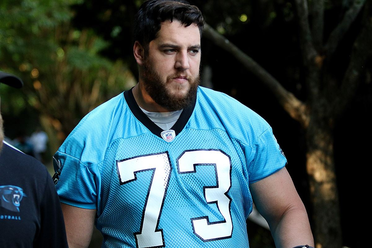 low priced 0016a 1f474 Greg Van Roten not about to give up starting job at left guard
